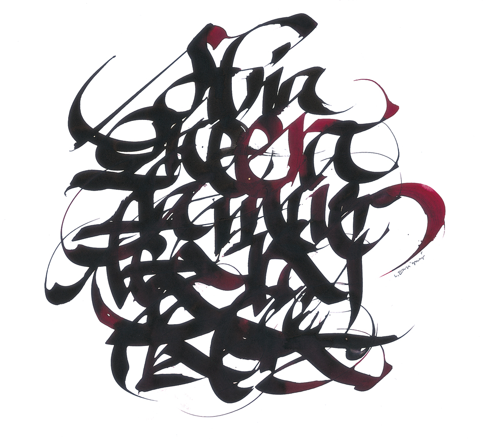 Imagenes de abecedario en graffiti con sombra - Imagui