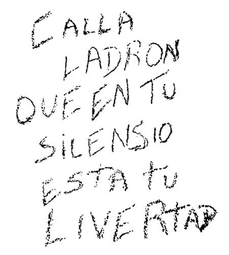 Dibujo de abecedario cholas - Imagui
